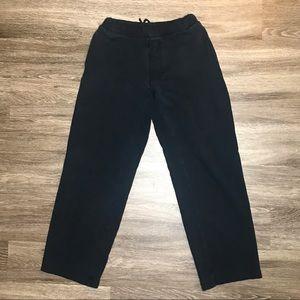 M's Vintage Lululemon Sweatpants W Drawstring